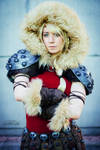 Astrid Hofferson , How to train your dragon 2