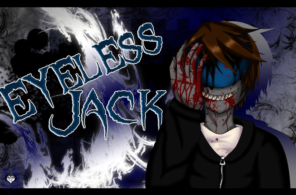 Eyeless Jack Wallpaper Eyeless jack wallpaper: a mess