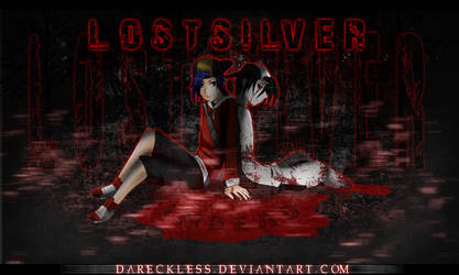 Lost Silver Wallpaper: Torn Between Death by DaReckless