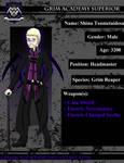 Superior Ref | Headmaster Shinu