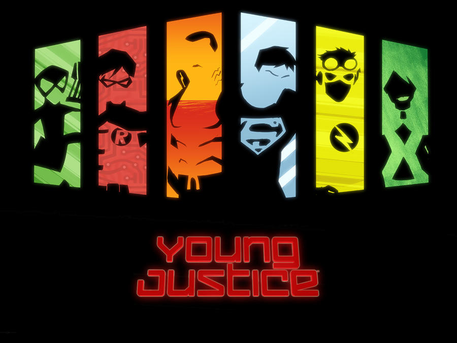 Young Justice Fan Art Young Justice by