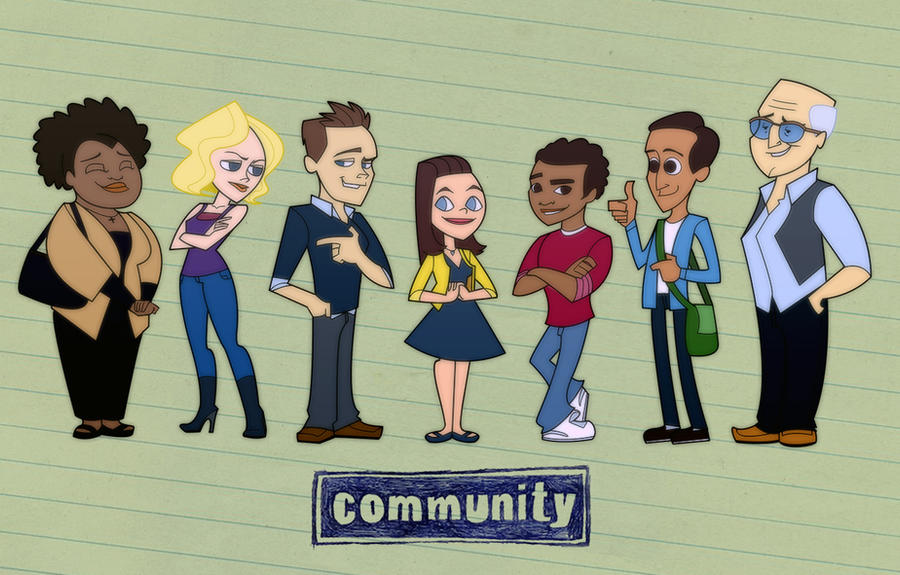 Community by StevenRayBrown