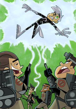 Ghostbusters Vs. Danny Phantom 2