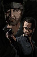 Walking Dead 1 Hour Speed Paint