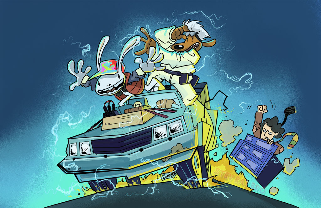 Sam and Max Freelance Time Police