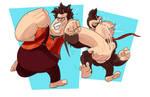Wreck It vs Kong