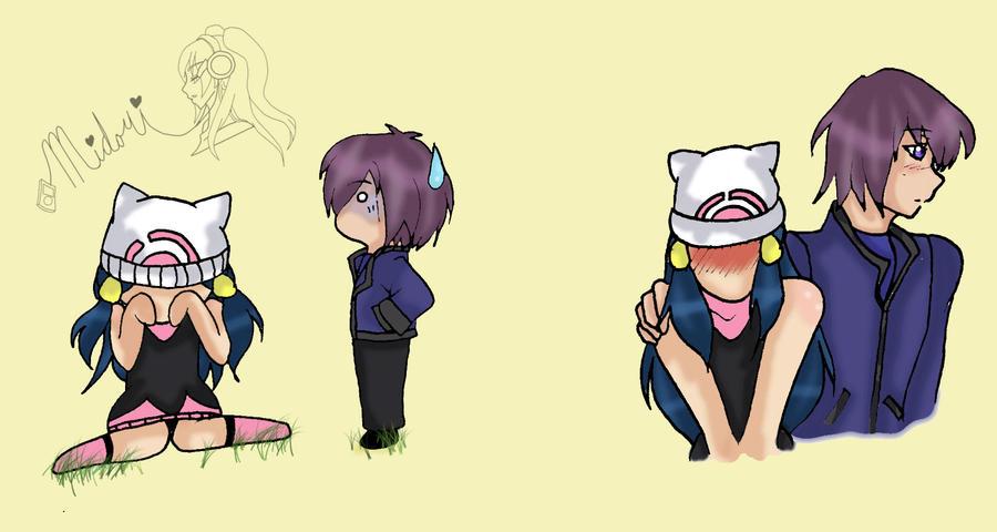 Shinji captures Hikari pt 2 by Zetsu-Chibi