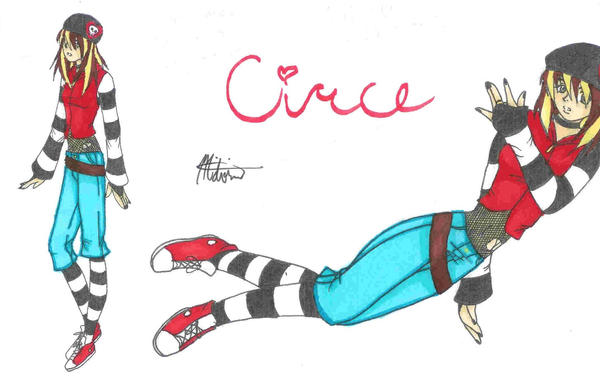Circe- mello kitten by Zetsu-Chibi
