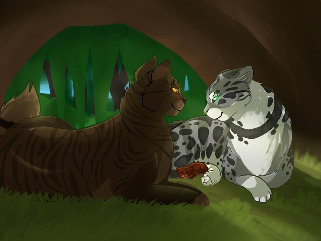 Warrior cats favourites by Ranafray2579 on DeviantArt