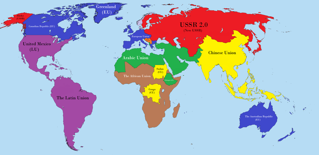 World map of 2030 year by karevaussr on deviantart world map of 2030 year by karevaussr gumiabroncs Choice Image