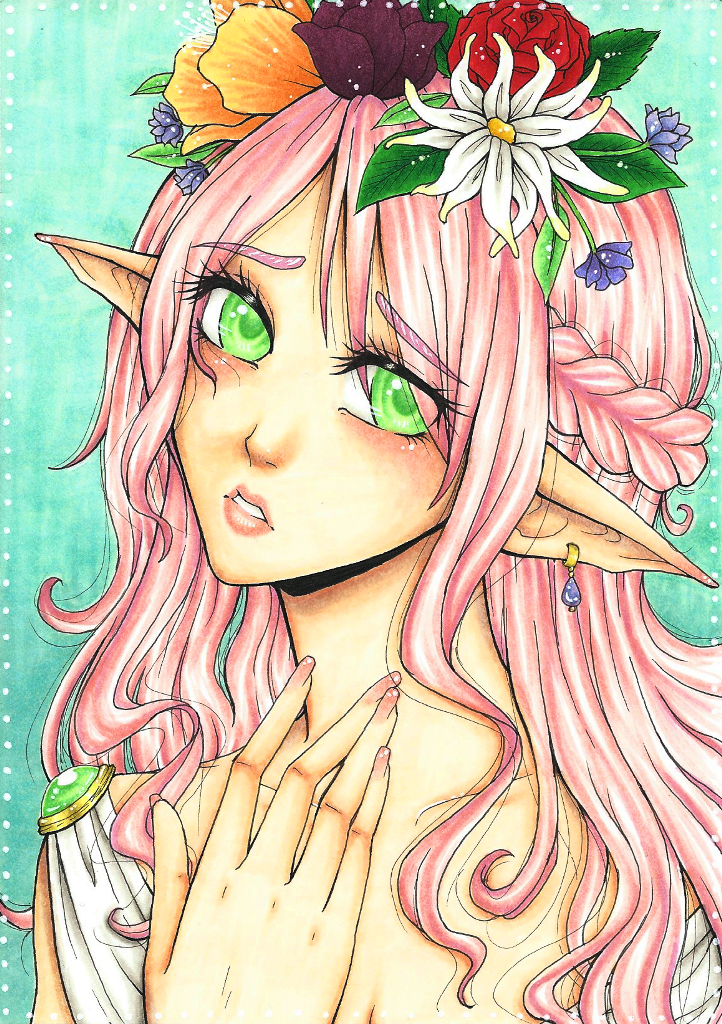 Elf by MangaAnimeLover