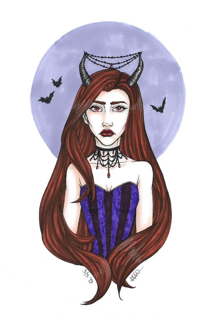 Vampire by MangaAnimeLover