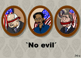 6-no evil by trs