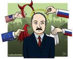 Lukashenko re-elected