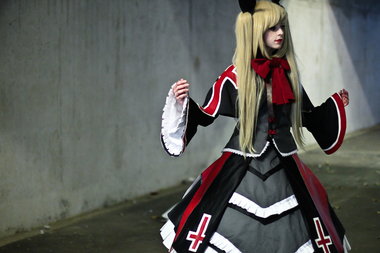 Rachel Alucard by updaterequired
