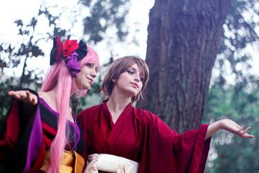 Meiko and Luka