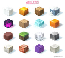 Materials Study by lisiCat