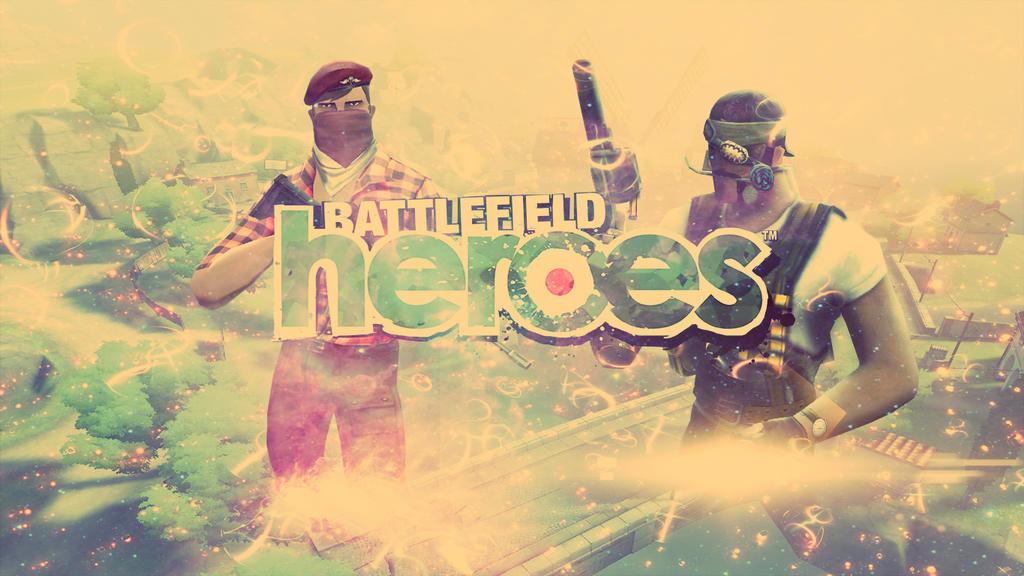 Battlefield Heroes Wallpaper By Tussor On Deviantart