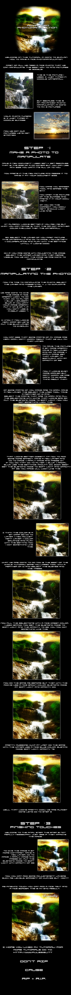 Photo Manipulation Tutorial by puls-3