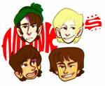 hey, hey, we're The Monkees!