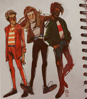 cool gang, where's jimmy though by Karoline-13