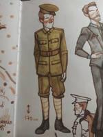 soldier march by Karoline-13