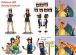 Pokemon Gender Bender - Ashley - Character Sheet