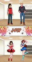 Interactive Musical TG - J-POP - CLOSED by TheMightFenek