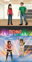 Interactive Musical TG - TECHNO - CLOSED by TheMightFenek
