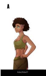 Avatar Genderbend - Kai by TheMightFenek