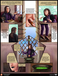 TG Comic - Professor Snape and Sweets - Part 2/3
