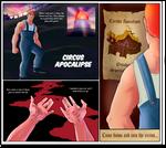 Special TG Comic - Circus Apocalipse 1/17