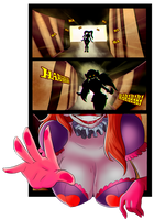 Special TG Comic - Circus Apocalipse 15/17 by TheMightFenek