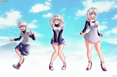 TG Sequence - Hunter X Hunter: Dressed to Killua by TheMightFenek