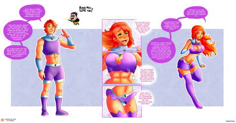 TG Sequence - Starfire