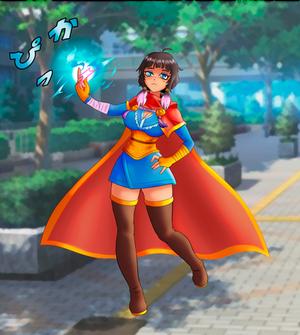Magical Girl Strange-Chan