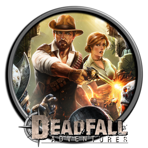 Deadfall Adventures Icon 2 by cedry2kio on DeviantArt