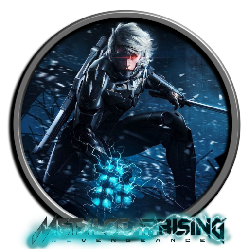Metal Gear Rising Wallpaper: Revengeance Icon 2 By Cedry2kio On