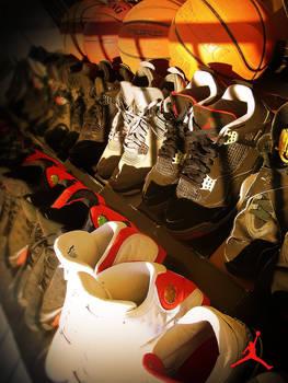 Collection AIR JORDAN