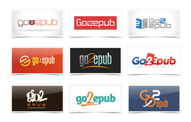 Go2epub Logos