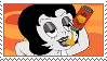 B!tch Toot Stamp by spongefan257