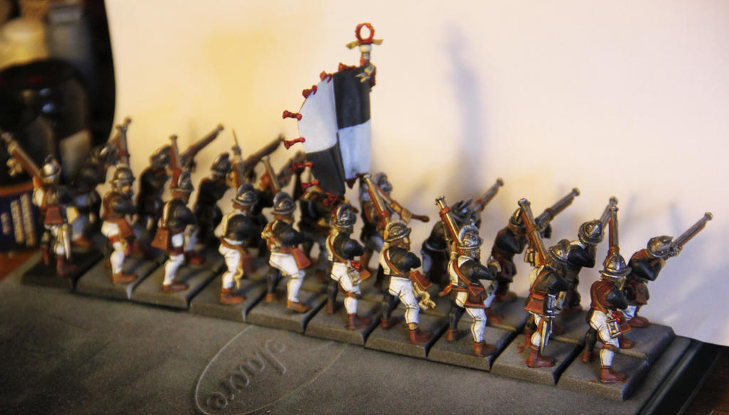[whr40k/ork,SM] Mes création Warhammer 40k divers ! - Page 27 Empire_state_handgunners_by_litriktournevis-d9ggcsf