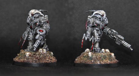 Man of Iron 3 by LitrikTournevis