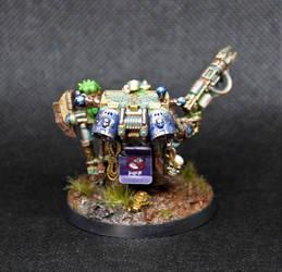 Big Mek Litrik V2 Back by LitrikTournevis