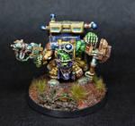 Big Mek Litrik V2 Face 1 by LitrikTournevis