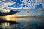 Cook Islands, Aitutaki, Rarotonga, One foot island