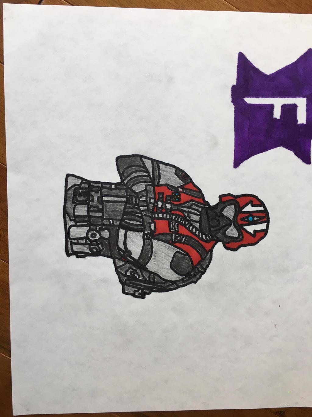 Fortnite Wingman Drawing By Alpaltheyo On Deviantart