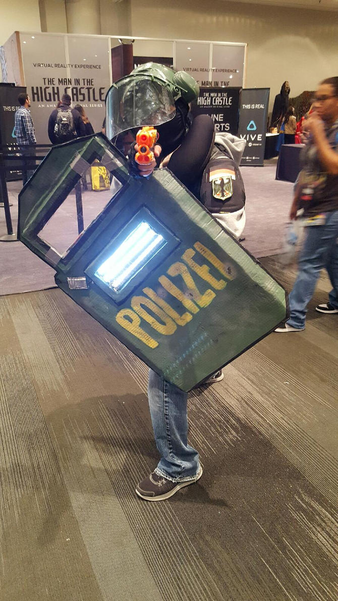 Blitz New York ComicCon 2016 by SonicLucario