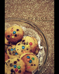 She Bakes it with love ,.. by FamiAlhashemi