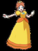 Daisy - Pokemon Art Style by CosmikArts